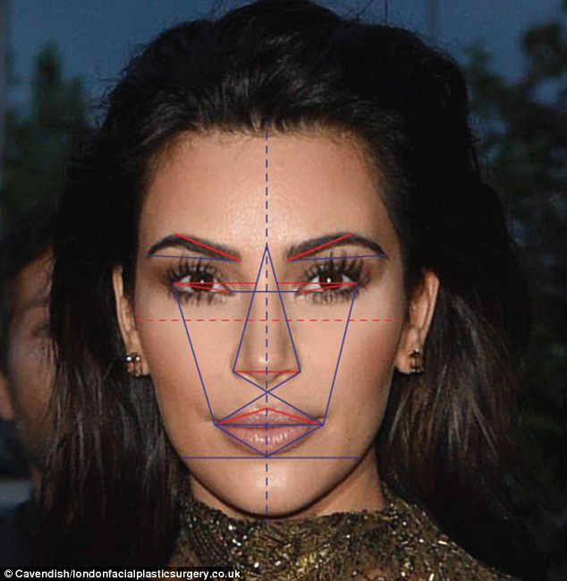 Kim Kardashian came in a close second as the world
