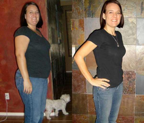Фото похудение диета магги