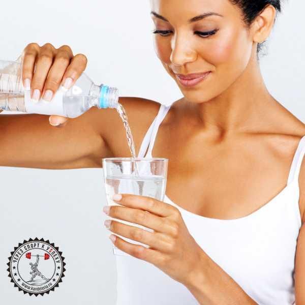 Кто пробовал водную диету