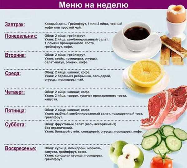 Диета магги заменить грейпфрут
