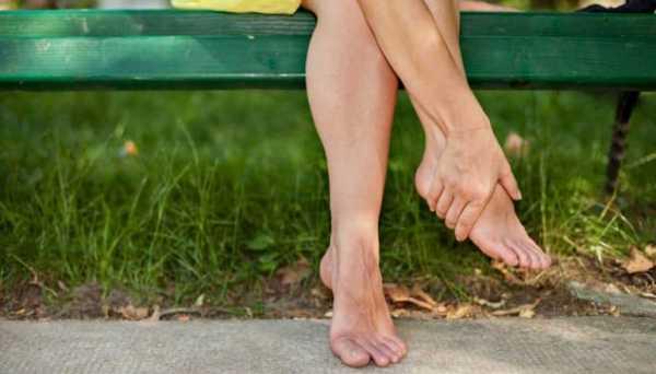 гипертония отекают ноги что делать