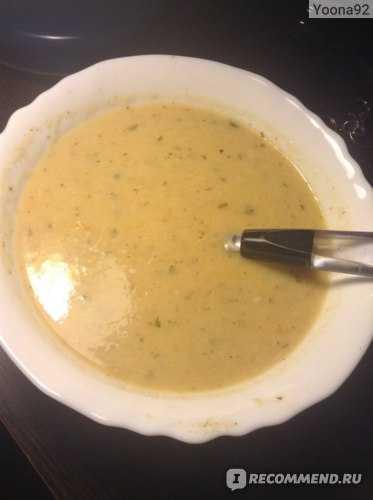 Диета питьевая суп