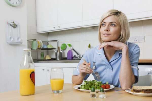 Щадящая диета после 50