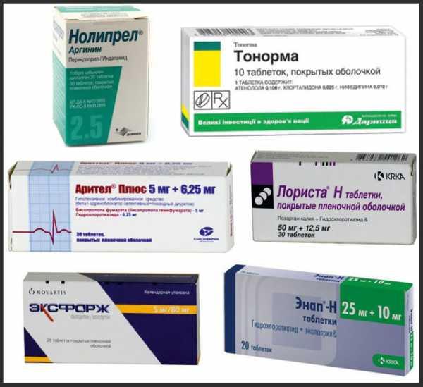 Мочегонные таблетки: список самых эффективных препаратов ...